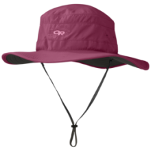 Women's Solar Roller Sun Hat by Outdoor Research in Red Deer Ab