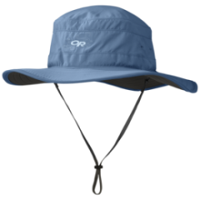 Women's Solar Roller Sun Hat by Outdoor Research in Anchorage Ak
