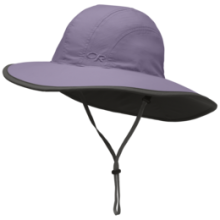 Kids' Rambler Sun Sombrero by Outdoor Research in Revelstoke Bc
