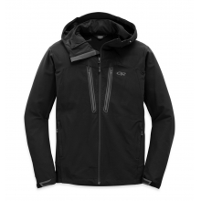 Men's Ferrosi Summit Hooded Jacket by Outdoor Research in Nibley Ut
