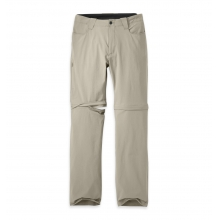 Men's Ferrosi Convertible Pants by Outdoor Research in Chicago Il