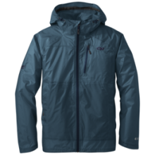 Men's Helium HD Jacket by Outdoor Research in Canmore Ab