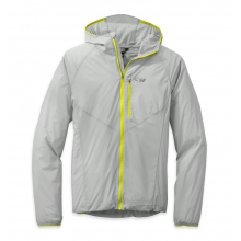 Men's Tantrum Hooded Jacket by Outdoor Research in Peninsula Oh