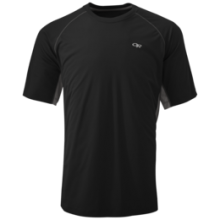 Men's Echo Duo Tee by Outdoor Research in Conifer Co