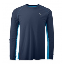 Men's Echo L/S Duo Tee by Outdoor Research in Jacksonville Fl