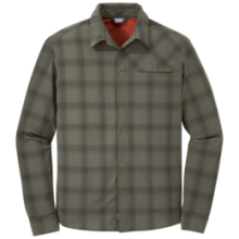 Men's Astroman L/S Sun Shirt by Outdoor Research in Vernon Bc