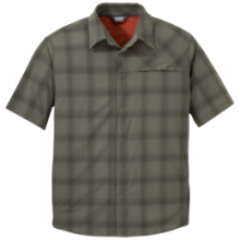 Men's Astroman S/S Sun Shirt by Outdoor Research in Auburn Al