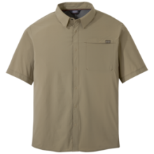 Men's Astroman S/S Sun Shirt by Outdoor Research in Victoria Bc