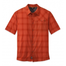 Men's Astroman S/S Sun Shirt by Outdoor Research in Chattanooga Tn