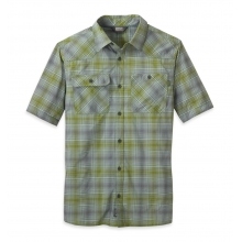Men's Growler S/S Shirt by Outdoor Research in Peninsula Oh
