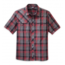 Men's Riff S/S Shirt by Outdoor Research in Iowa City Ia