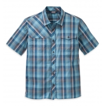 Men's Riff S/S Shirt by Outdoor Research in Altamonte Springs Fl