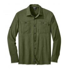 Men's Wayward L/S Shirt by Outdoor Research in Victoria Bc