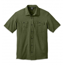 Men's Wayward S/S Shirt by Outdoor Research in Revelstoke Bc