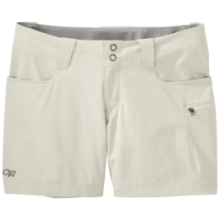 "Women's Ferrosi Summit 5"" Shorts by Outdoor Research in Anchorage Ak"
