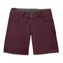 "Women's Ferrosi Summit 7"" Shorts by Outdoor Research in Oklahoma City Ok"