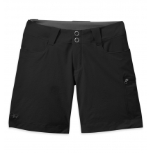 "Women's Ferrosi Summit 7"" Shorts by Outdoor Research in Vernon Bc"