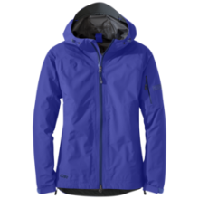 Women's Aspire Jacket by Outdoor Research in Medicine Hat Ab