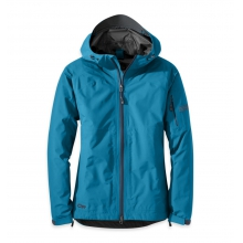 Women's Aspire Jacket by Outdoor Research in East Lansing Mi