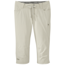 Women's Ferrosi Capris by Outdoor Research in Prescott Az