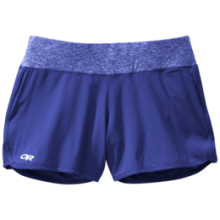 Women's Delirium Shorts by Outdoor Research in Medicine Hat Ab