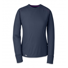 Women's Echo L/S Tee by Outdoor Research in Canmore Ab