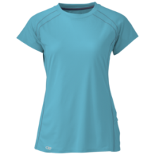 Women's Echo S/S Tee by Outdoor Research in Vernon Bc