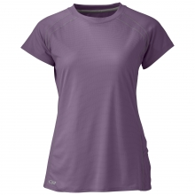 Women's Echo S/S Tee by Outdoor Research in Conifer Co