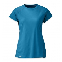 Women's Echo S/S Tee by Outdoor Research in Nelson Bc