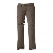 Women's Equinox Convert Pants by Outdoor Research in Red Deer Ab