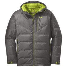 Men's Floodlight Down Jacket by Outdoor Research in Truckee Ca