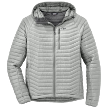 Men's Verismo Hooded Down Jacket by Outdoor Research in Truckee Ca