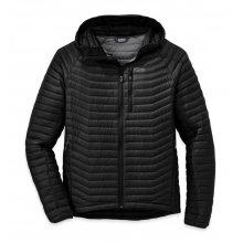 Men's Verismo Hooded Down Jacket by Outdoor Research in Cimarron Nm