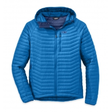 Men's Verismo Hooded Down Jacket by Outdoor Research in Waterbury Vt