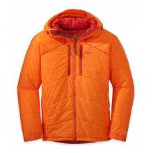 Men's Perch Belay Parka by Outdoor Research in Squamish Bc