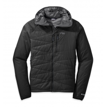 Men's Cathode Hooded Jacket by Outdoor Research in Austin Tx