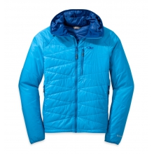 Men's Cathode Hooded Jacket by Outdoor Research in Portland Or