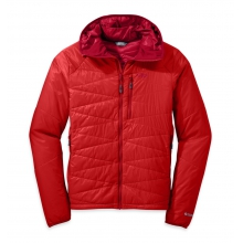 Cathode Hooded Jacket by Outdoor Research in Logan Ut