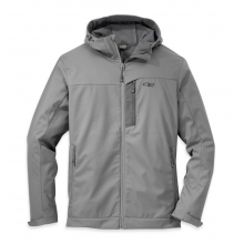 Transfer Hooded Jacket