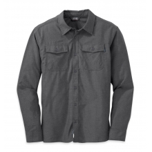 Men's Gastown L/S Shirt by Outdoor Research in Abbotsford Bc