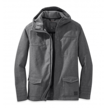 Men's Oberland Hooded Jacket by Outdoor Research