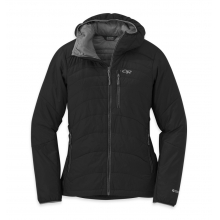 Women's Cathode Hooded Jacket by Outdoor Research in Cincinnati Oh