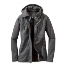 Women's Oberland Hooded Jacket by Outdoor Research