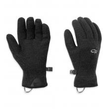Women's Flurry Sensor Gloves by Outdoor Research in Ponderay Id