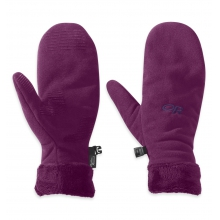 Women's Fuzzy Mitts by Outdoor Research