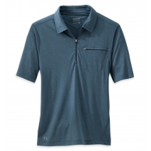 Men's Sequence S/S Polo by Outdoor Research in Oklahoma City Ok