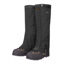 Men's Crocodile Gaiters by Outdoor Research in Canmore Ab