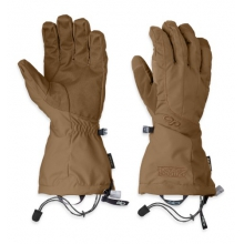 Men's Arete Gloves by Outdoor Research in Canmore Ab