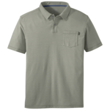 Men's Cooper S/S Polo by Outdoor Research in Vancouver Bc