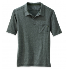 Men's Cooper S/S Polo by Outdoor Research in Revelstoke Bc